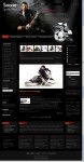 JM Sportswear Joomla Fashion Beauty Template
