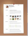 Elegant Themes MyResume WordPress Theme