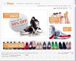 Magentist Shoe Store Magento Theme