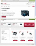 Templatic WP Store WordPress Theme