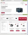 Templatic WP Store WordPress Theme