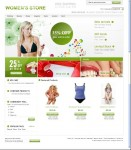MageSupport Women's Store Magento Theme
