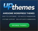 UPThemes WordPress Theme Club Discount : 80% OFF