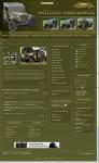 DJ Military Cars Joomla Template
