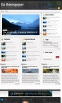 ThemeSnap Go NewsPaper Premium Drupal Theme