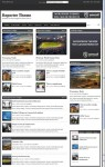 Proud Themes Reporter Magazine WordPress Theme