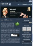 PriMoThemes Super CMS WordPress Theme (8 in 1)