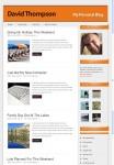 Voosh Zarina Premium WordPress theme