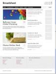 Broadsheet Premium WordPress Theme