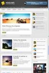WooThemes Headlines Premium Drupal Theme