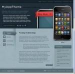 Elegant Themes MyApp Premium WordPress Theme