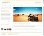 ThemeForest Vilisya Minimalist Business WordPress Theme