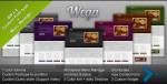 ThemeForest WEGA – WordPress Corporate and Portfolio Theme