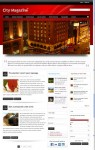 City Magazine Premium Drupal Theme