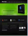 ThemeFuse SiliconApp Mobile Software WordPress Theme