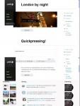 WooThemes Unite Personal Microblogging WordPress theme