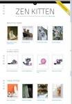 Wordprezzie Zen Kitten Premium WordPress Theme