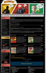 JM Comics Joomla Game Template | Joomla-Monster