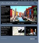Organized Themes Sea Side Church WordPress Theme