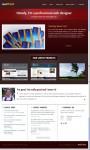 ThemeWarrior HardWork WordPress Portfolio Theme