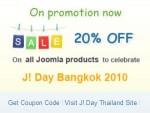 JoomlArt Coupon 2018, Save 40% off JoomlArt Discount Coupon