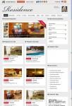 Gorilla Themes Residence Premium Real Estate WordPress Theme