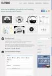 WooThemes Elefolio Portfolio, Tumblog WordPress Theme