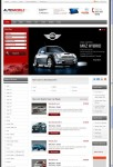 Templatic Automobile WordPress Theme For Car Owners