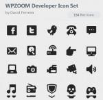 WPZOOM Freebie:WPZOOM Developer Icon Set Download