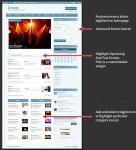 Templatic Events WordPress Theme