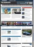 WPZOOM Telegraph Magazine WordPress Theme