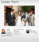 Organized Curator Theme For WordPress Photographers