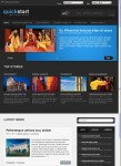 Gabfire QuickStart WordPress News Theme