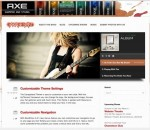 UpThemes Garage Band WordPress Theme