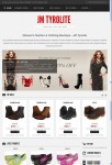 JoomlArt JM Tyrolite Fashion & Clothing Magento Theme