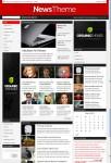 Organic Themes News WordPress Magazine Theme