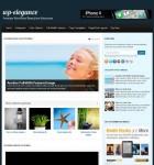 Solostream WP-Elegance WordPress Magazine Theme