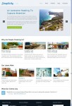 WooThemes Simplicity Business WordPress Theme
