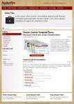 JoomlaShack Avalon Joomla Personal Blog template