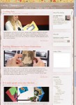 Allure Themes Corky WordPress Theme For Scrapbookers