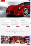 Galaxy 3 UFO WordPress Portfolio Theme For Showcase