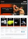 JoomlArt JM Minisite Magento Sports Store Theme
