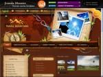 JM Mountains Joomla Travel & Adventure Template