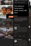 WooThemes Saving Grace WordPress Non-profit Theme