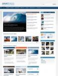 WPZOOM SportPress WordPress Sports News Theme