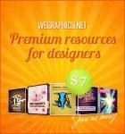 WeGraphics Premium Design Resources