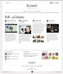 Themify Elemin WordPress Tumblr-Like Theme