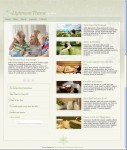 Allure Themes Lightness WordPress Theme For Spa-like Presentation