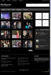 MiniMagazine Dark Templatic WordPress Magazine Theme