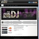 Aloha Themes The DJ WordPress Music Theme